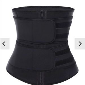 Other - Double Adjustable Waist Trainer